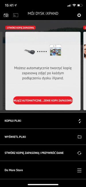 Jak wymieniać dane między PC a smartfonem, korzystając z pendrive'ów SanDisk? 32