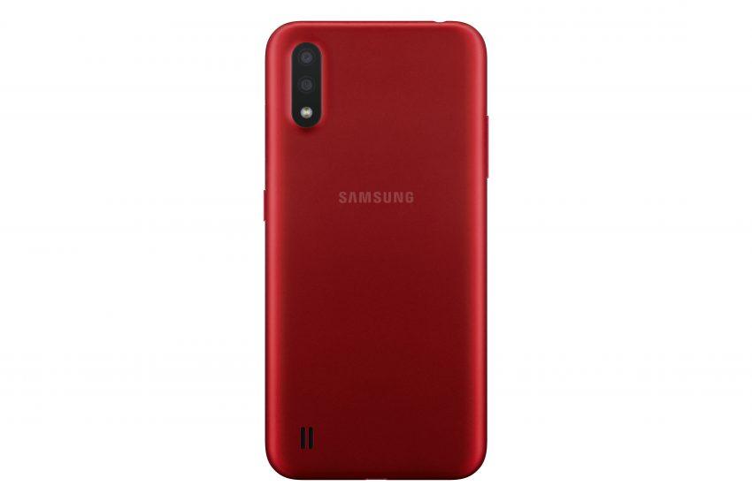 Samsung Galaxy A01 z 6 GB RAM będzie prawdziwym pogromcą budżetowców!