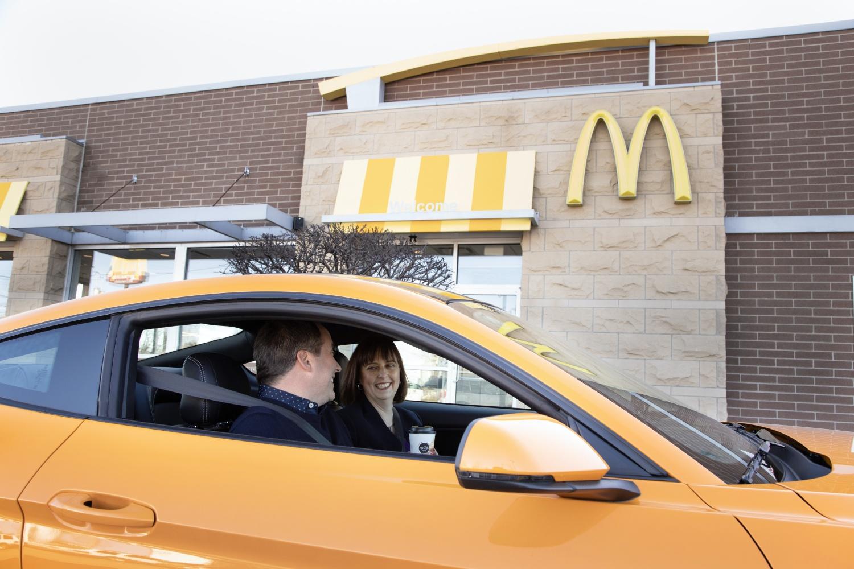 Ford wykorzysta odpady kawowe z McDonald's w swoich samochodach 17