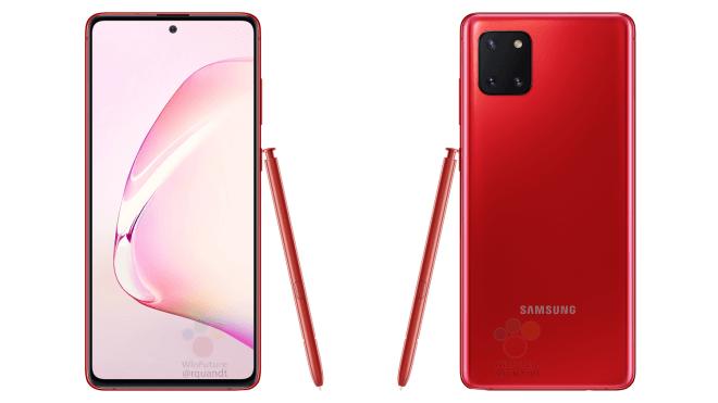 Tak będzie wyglądał Samsung Galaxy Note 10 Lite. Patrzę na niego i już chcę go kupić 18