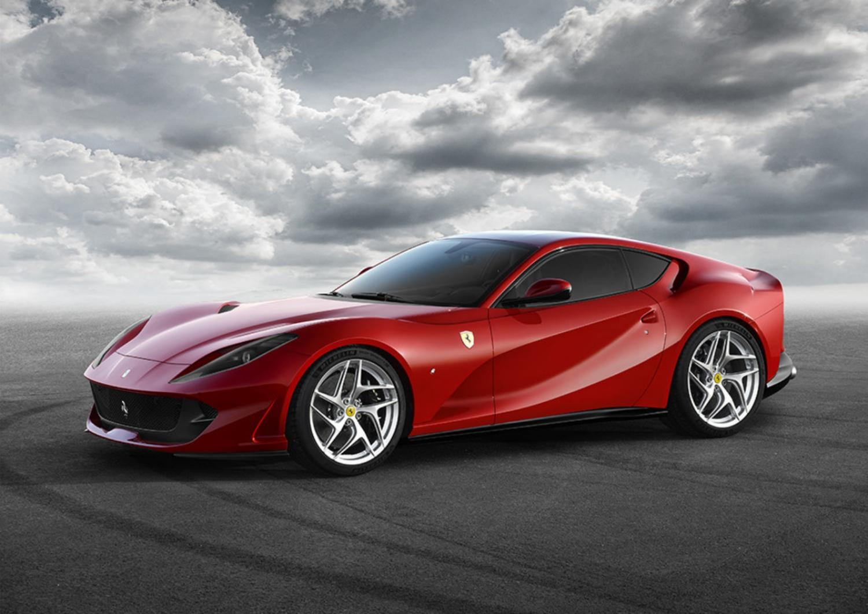 Ferrari nie zamierza śpieszyć się z wprowadzeniem elektrycznego samochodu