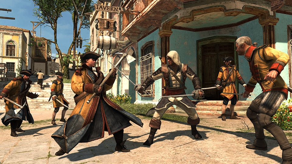Assassin's Creed The Rebel Collection już na Nintendo Switch