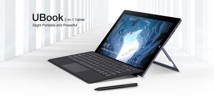 tablet hybryda Chuwi Ubook