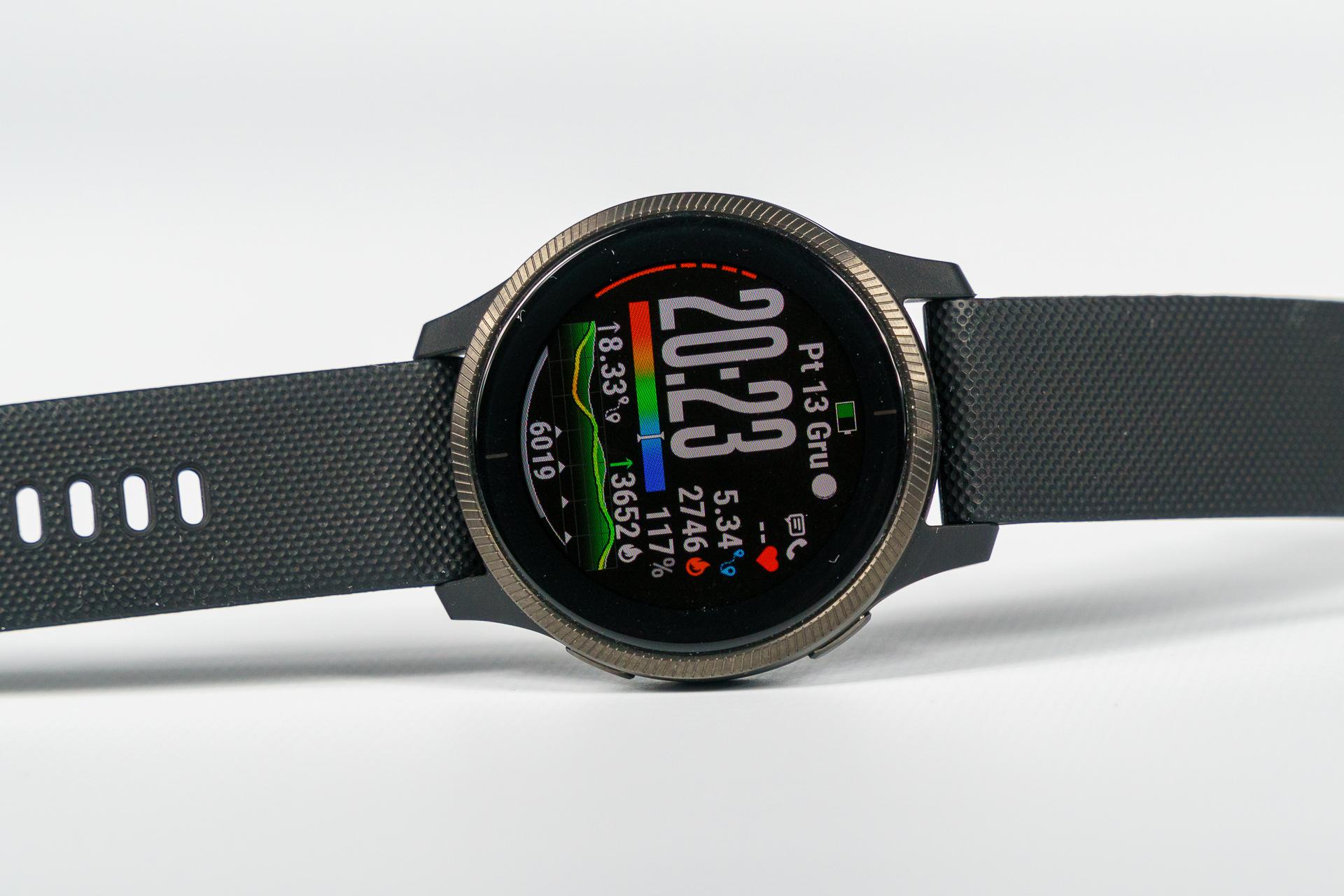 Garmin Venu - sportowy smartwatch nie tylko dla sportowców (recenzja) 18