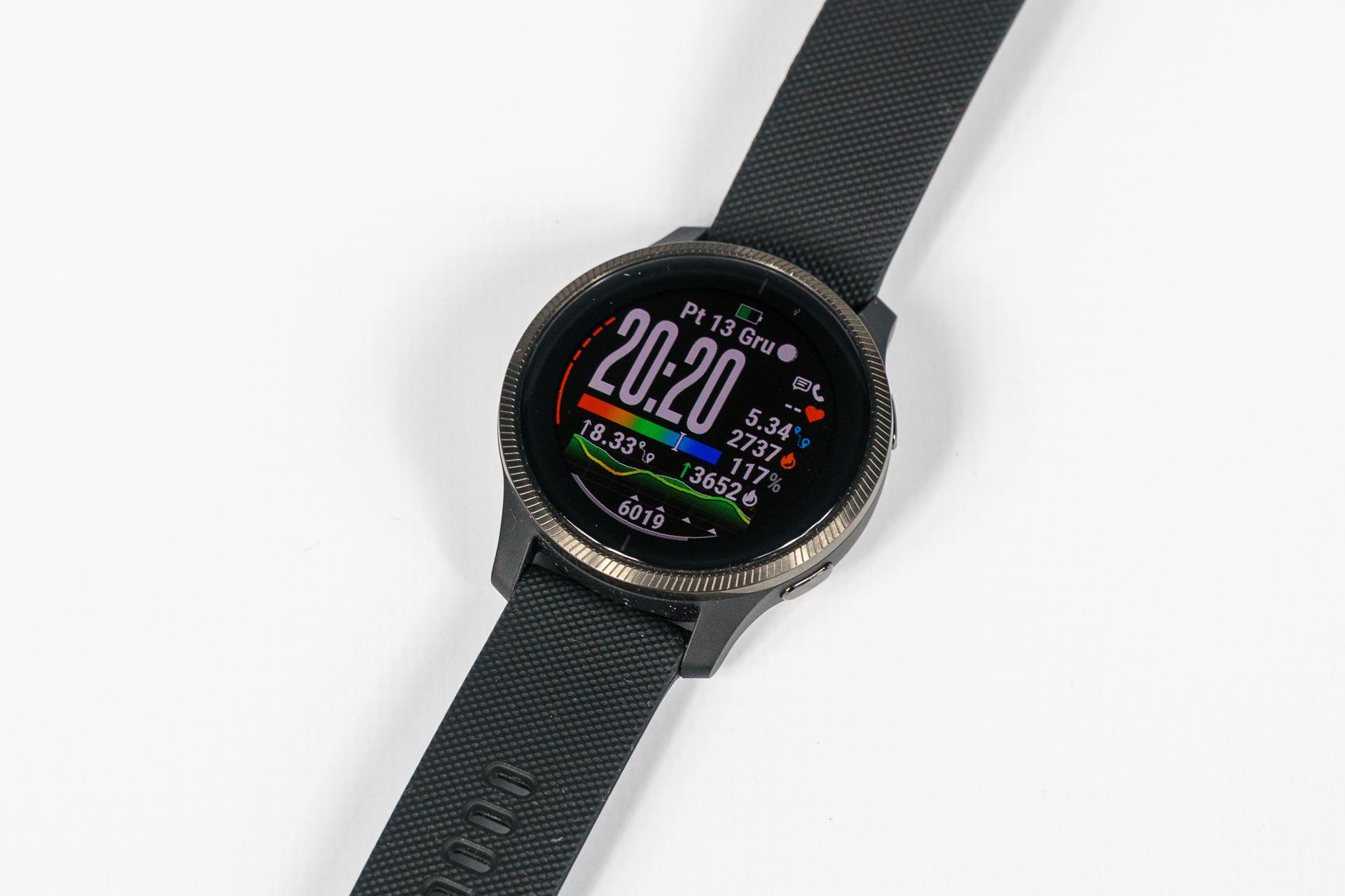 Garmin Venu - sportowy smartwatch nie tylko dla sportowców (recenzja)