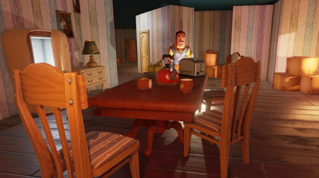 Hello Neighbor za darmo w Epic Games Store 22