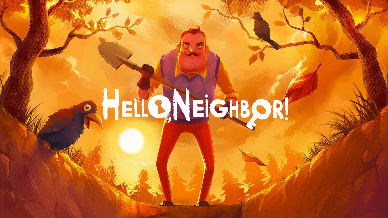 Hello Neighbor za darmo w Epic Games Store 18
