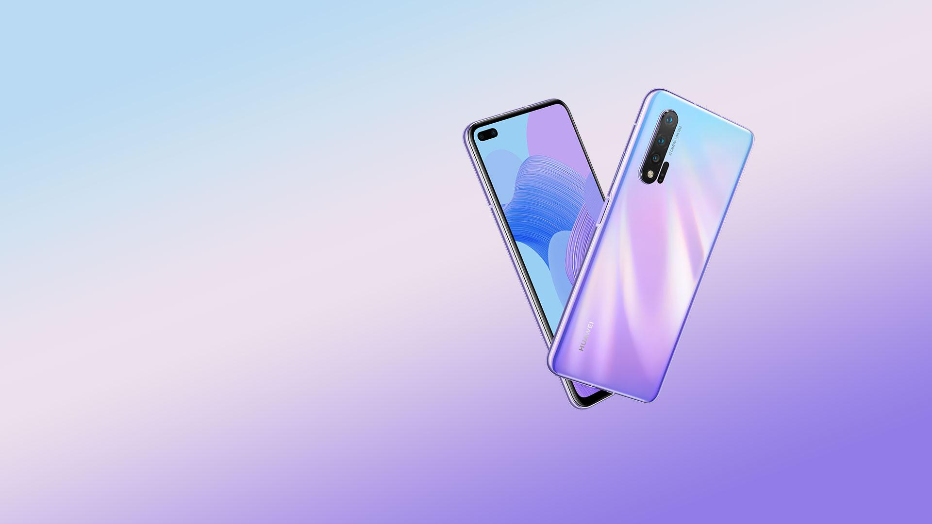 smartfon Huawei Nova 6 5G