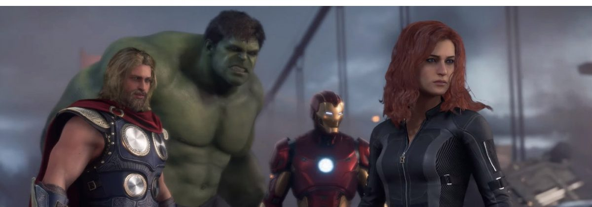 Jest dużo, a będzie jeszcze więcej. Nowe postacie znalezione w Marvel's Avengers -1
