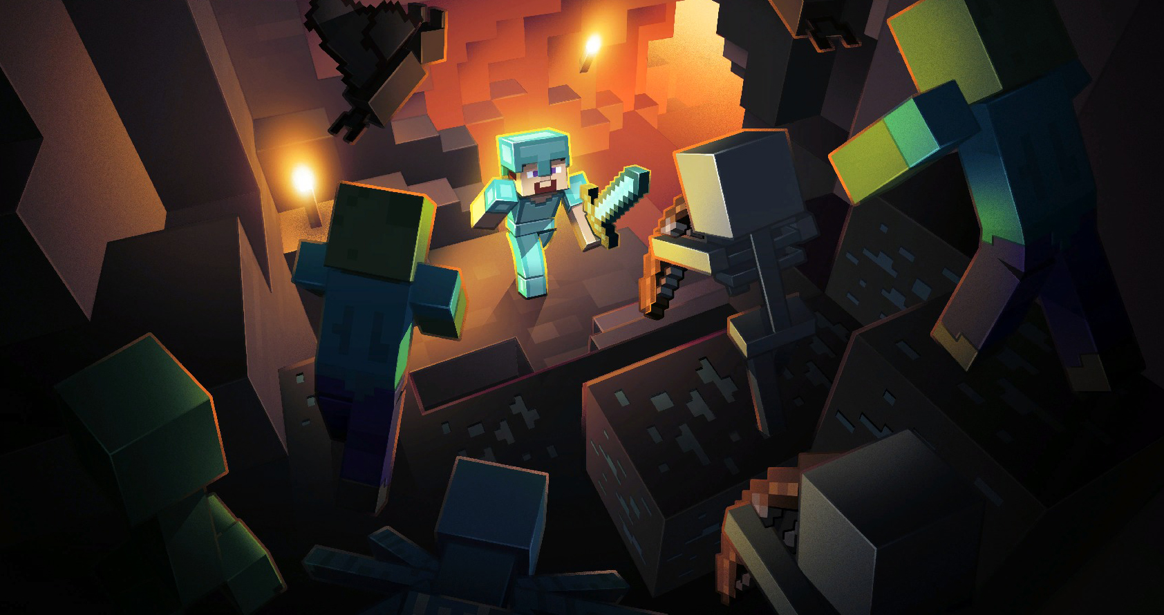 Minecraft na PS4 nareszcie z możliwością wspólnego grania z innymi platformami 17