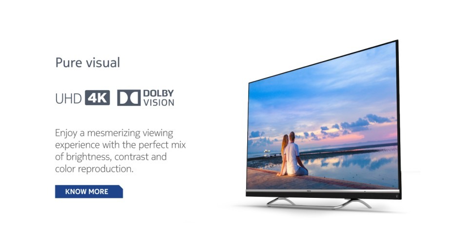 "Nokia Smart TV Android TV 55"" 4K"