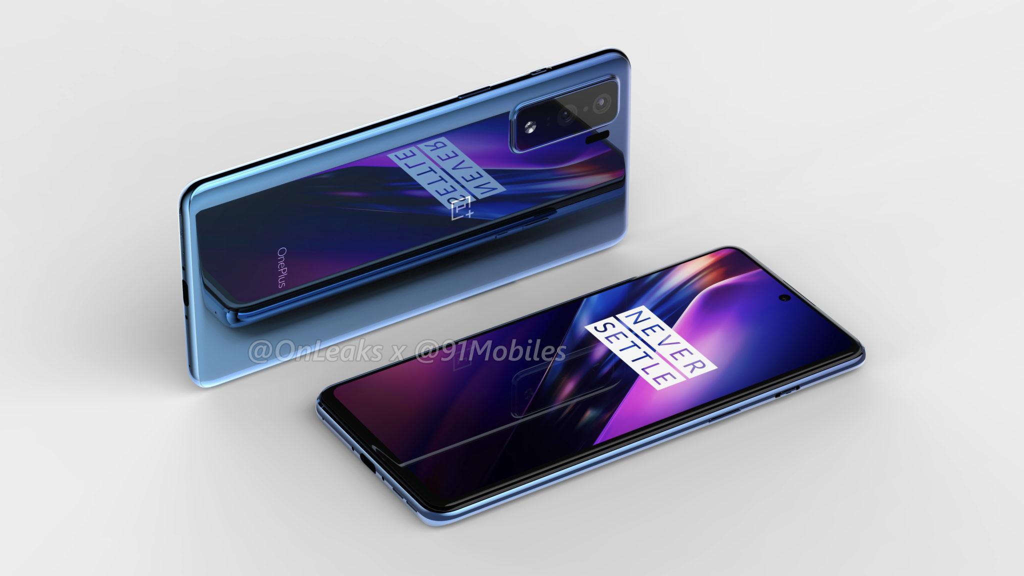 smartfon OnePlus 8 Lite