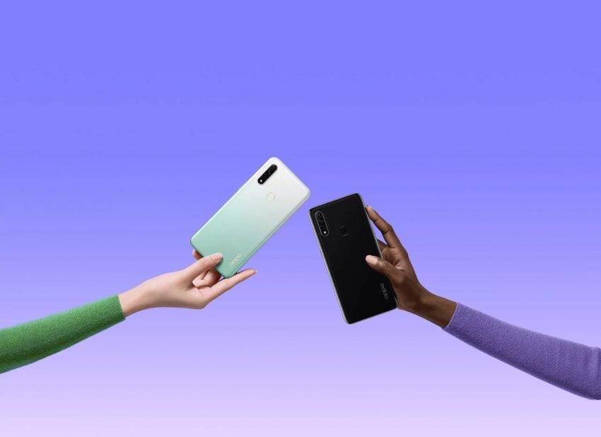 smartfon Oppo A8