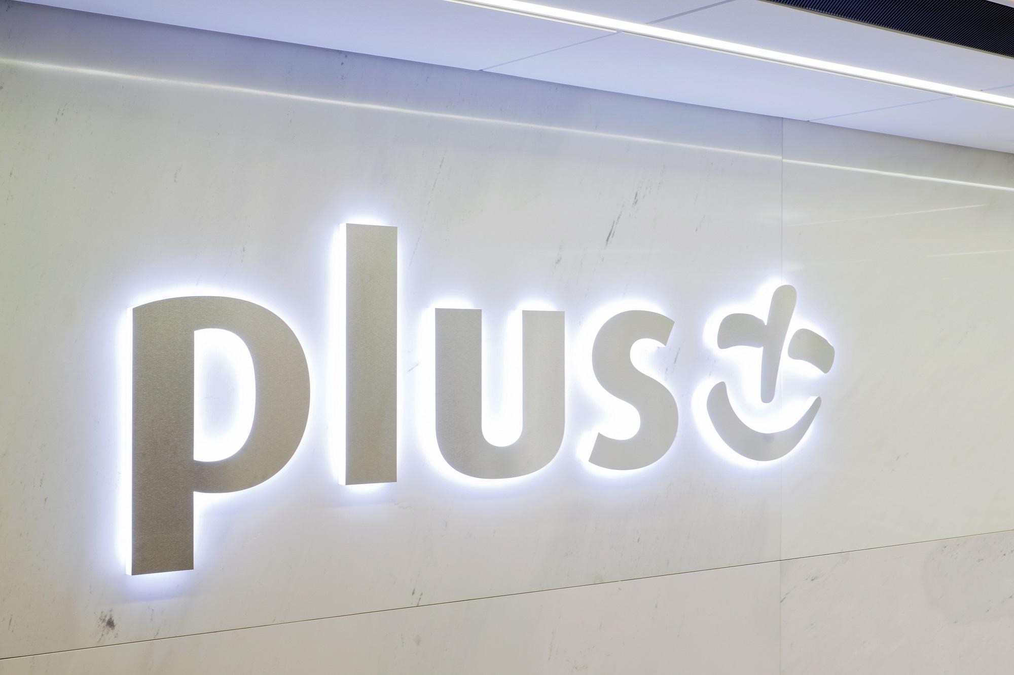 Plus GSM logo