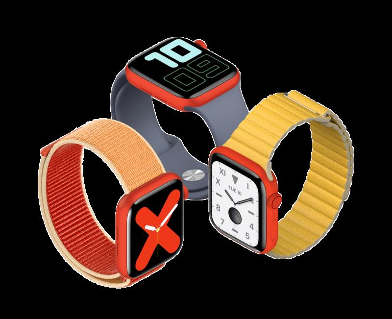 Apple Watch może otrzymać nowy kolor. W planach wersja PRODUCT RED