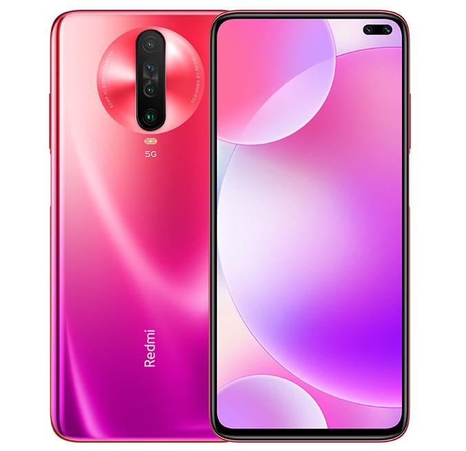 Redmi K30 ma spory ekran 120 Hz, cztery aparaty z tyłu i wygląda jak krzyżówka OnePlusa z Huawei 20