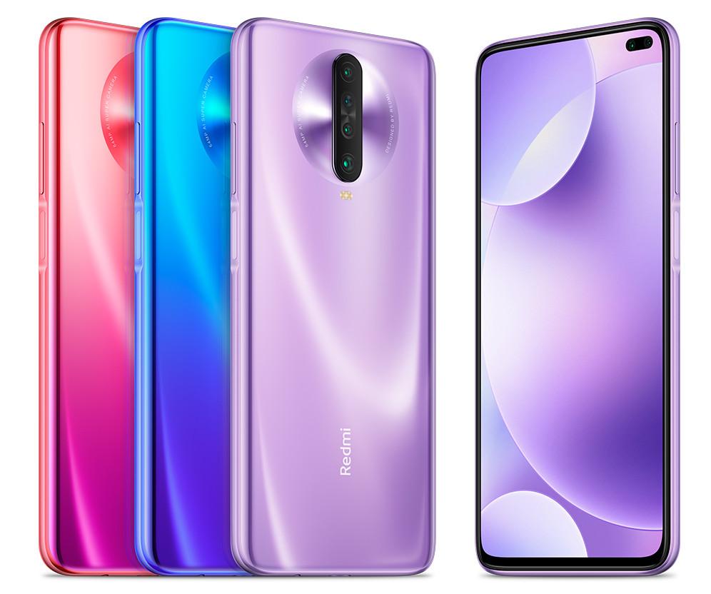 Redmi K30 ma spory ekran 120 Hz, cztery aparaty z tyłu i wygląda jak krzyżówka OnePlusa z Huawei 21