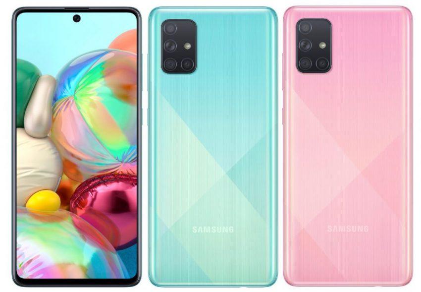 Tylko u nas: ceny Samsunga Galaxy A51 i Galaxy A71 w Polsce