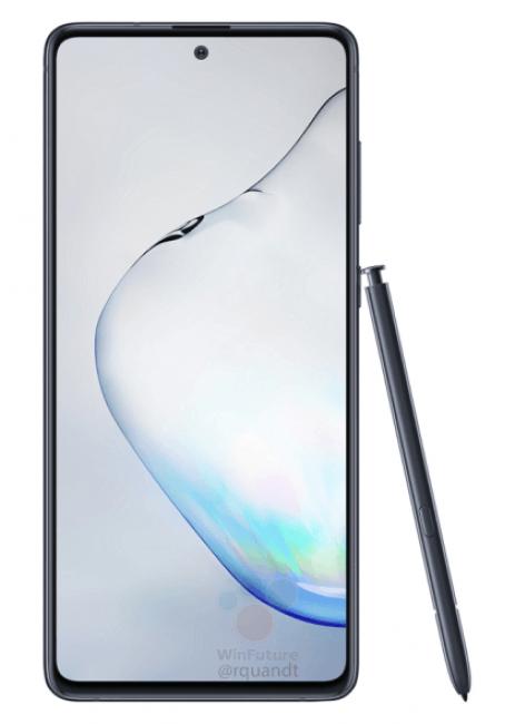 Pomóżcie: wydaje mi się, czy ten Samsung Galaxy Note 10 Lite jest jednak brzydki?