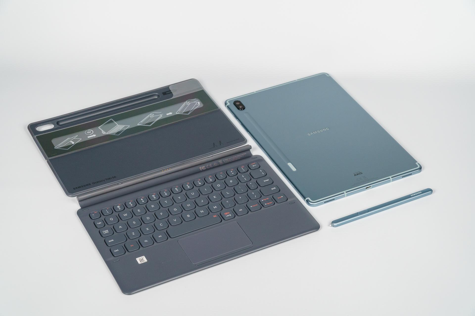 Samsung Galaxy Tab S6 - najlepszy tablet z Androidem (recenzja) 23