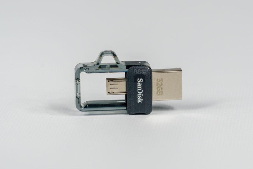 Jak wymieniać dane między PC a smartfonem, korzystając z pendrive'ów SanDisk? 45