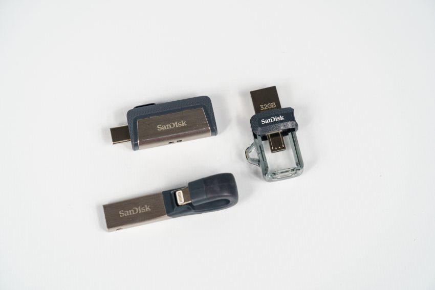 Jak wymieniać dane między PC a smartfonem, korzystając z pendrive'ów SanDisk? 46