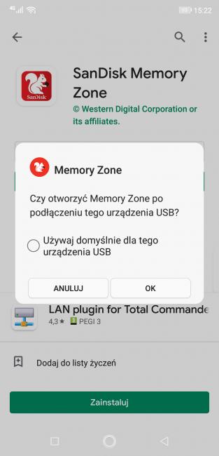 Jak wymieniać dane między PC a smartfonem, korzystając z pendrive'ów SanDisk? 24