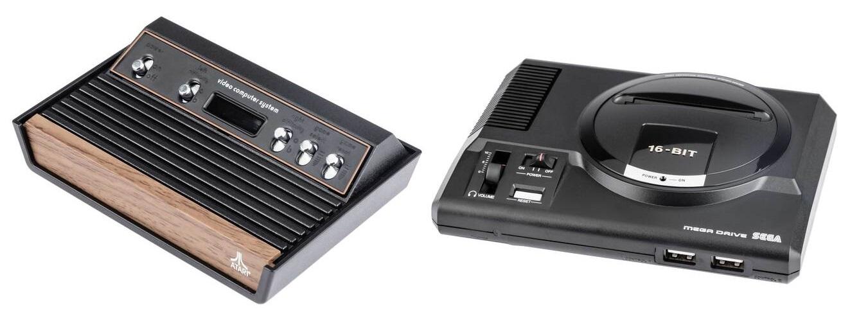 Retro konsole Sega Mega Drive Flashback oraz Atari dostępne w Lidlu w niższych cenach 20
