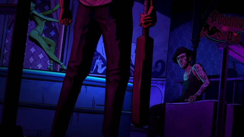 The Wolf Among Us Telltale Games Humble Bundle