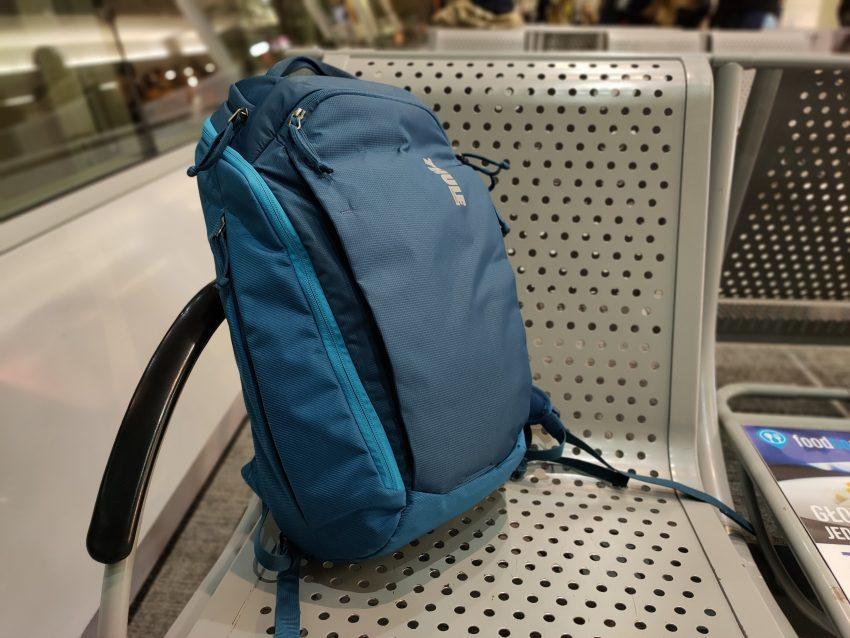 Thule EnRoute 23L - miejski plecak, który teraz kupisz o 57% taniej (opinia) 26
