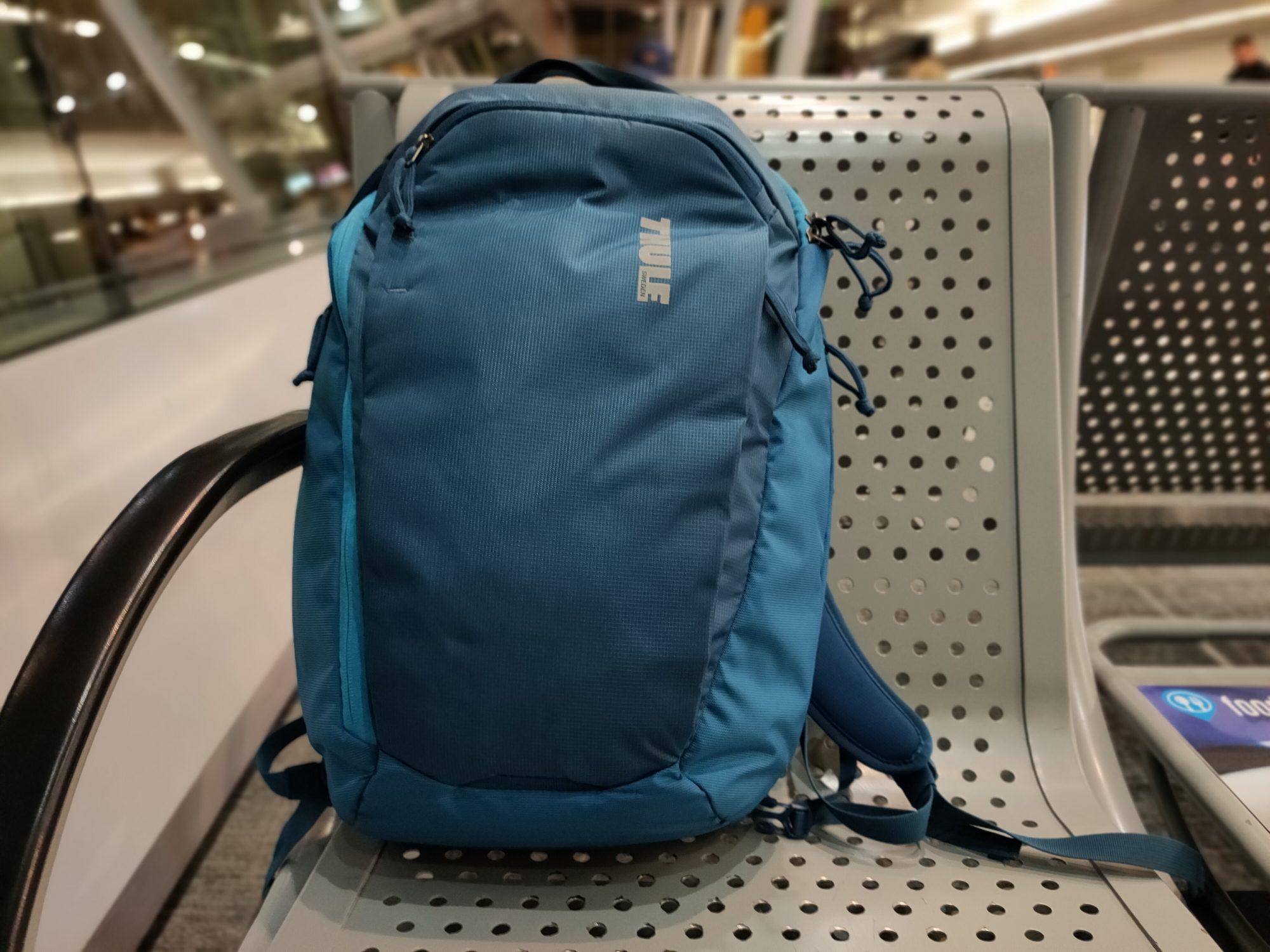 Thule EnRoute 23L - miejski plecak, który teraz kupisz o 57% taniej (opinia) 22