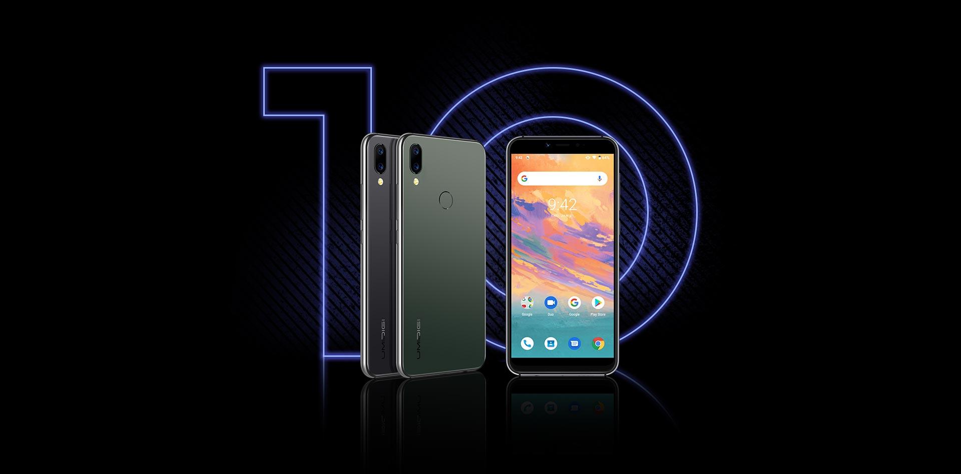 smartfon UMIDIGI A3S Android 10