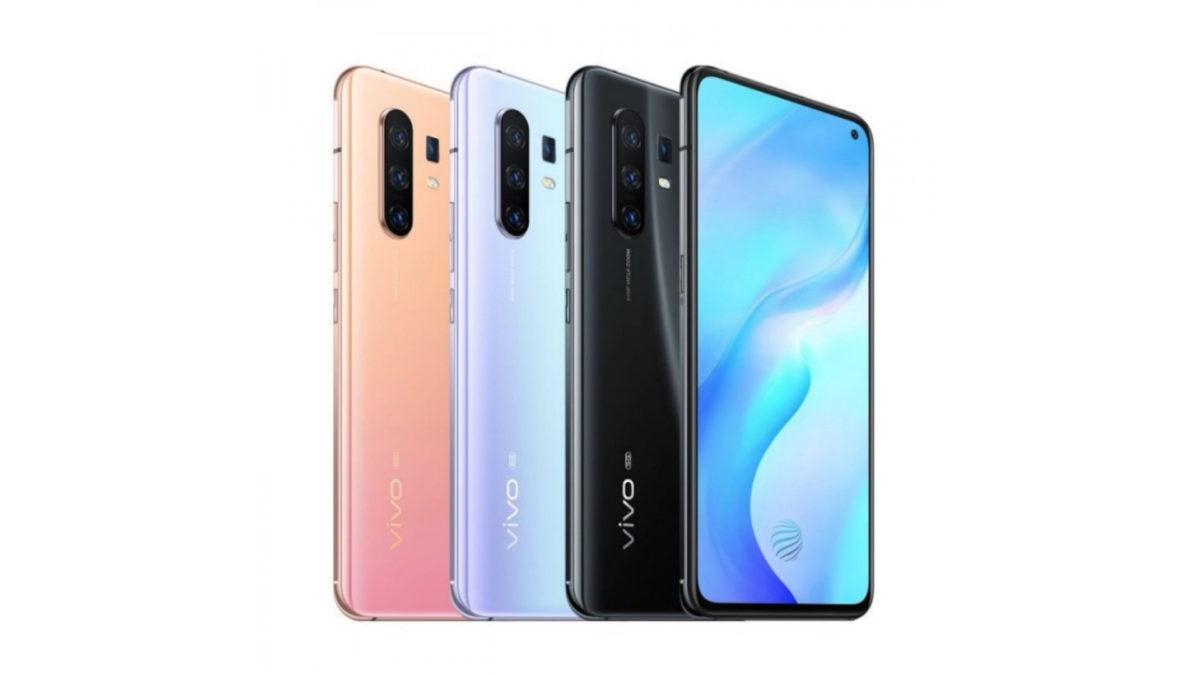 Vivo X30 - dwa aparaty z zoomem oraz procesor Samsunga na liście podzespołów