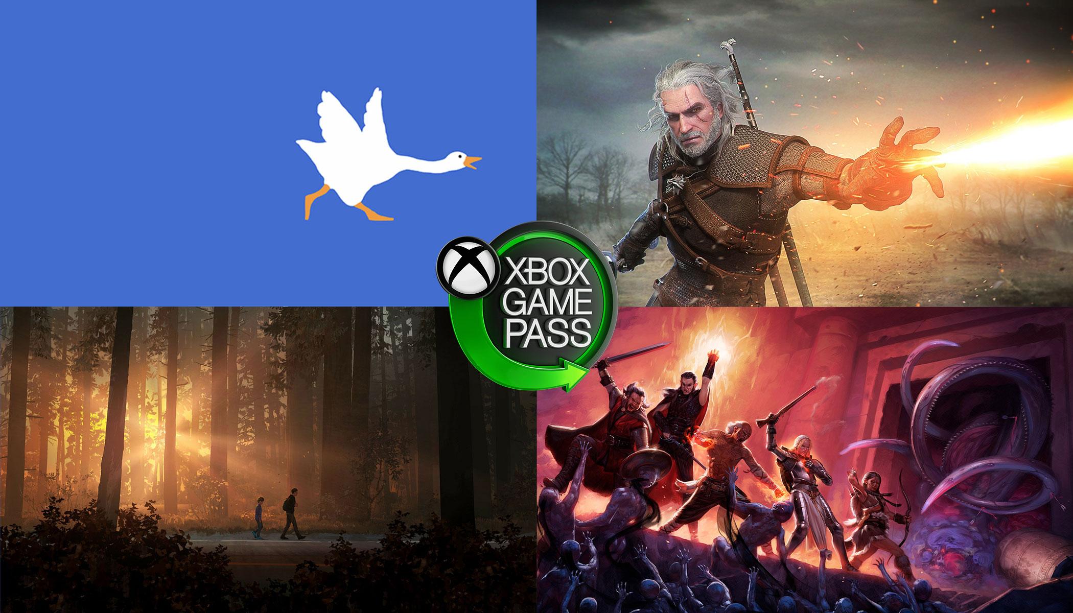 Wiedźmin wraz z gęsią nadciągają do Xbox Game Pass 23