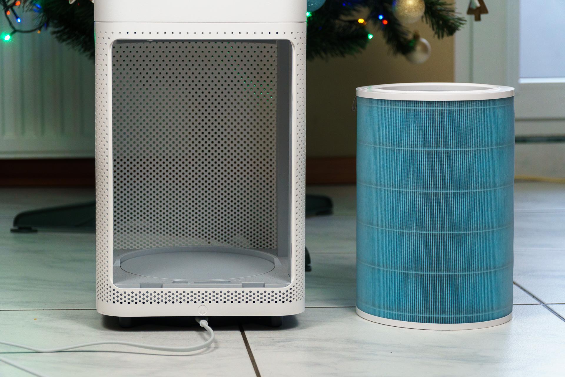 Xiaomi Mi Air Purifier Pro - niedrogi i wydajny oczyszczacz powietrza (recenzja)