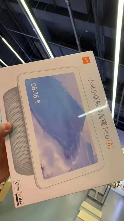 inteligentny głośnik Xiaomi Smart Display Speaker Pro 8