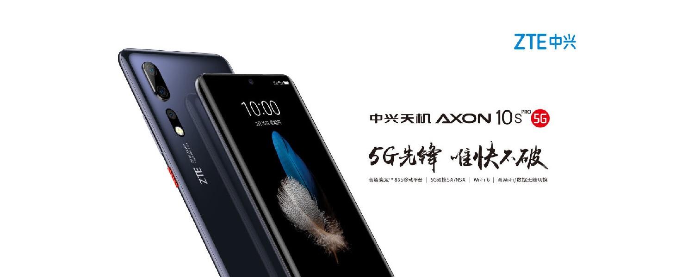 smartfon ZTE Axon 10s Pro 5G