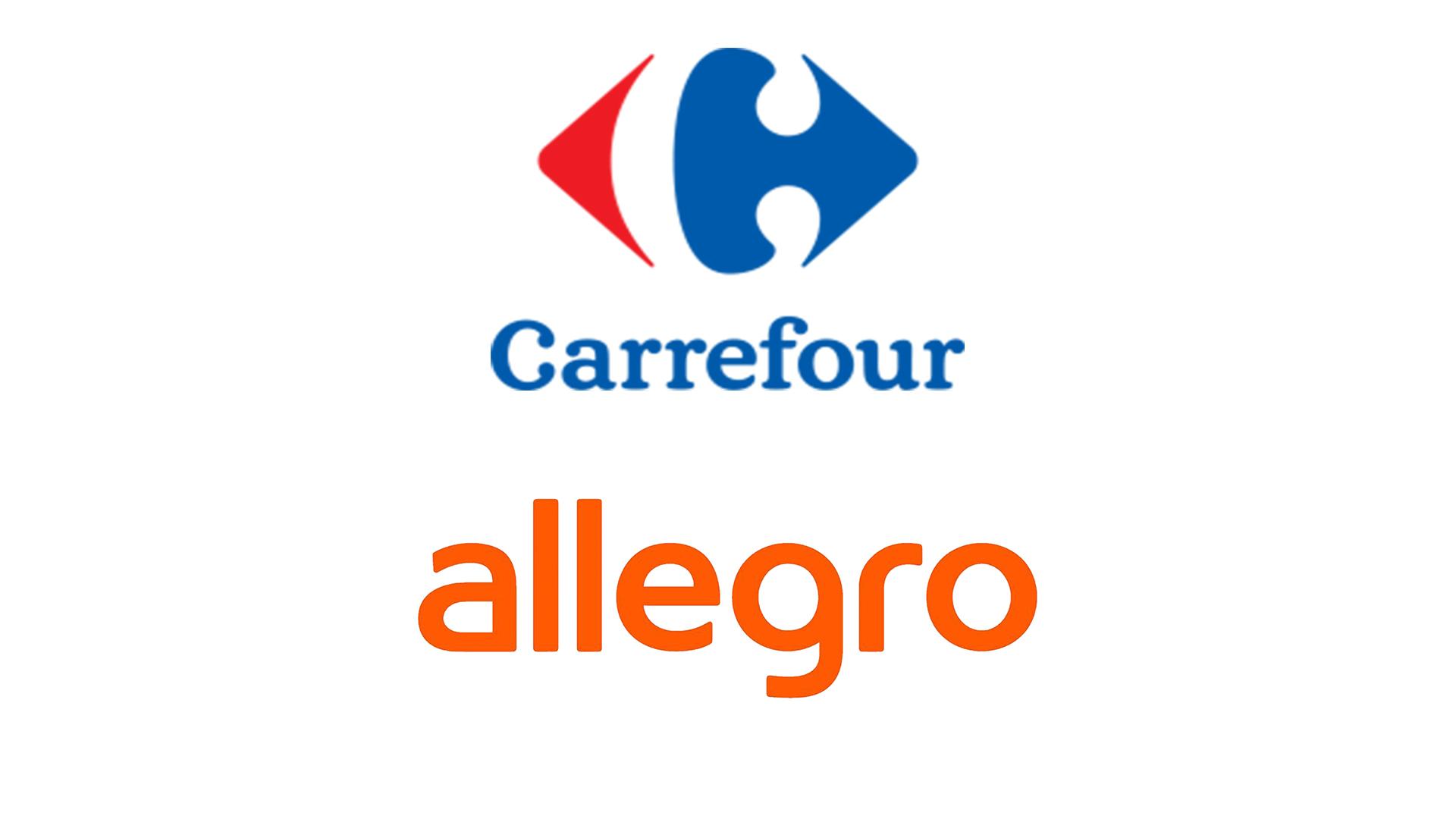 Produkty Carrefour dostępne na Allegro, a dla Allegro Smart! - bezpłatna dostawa