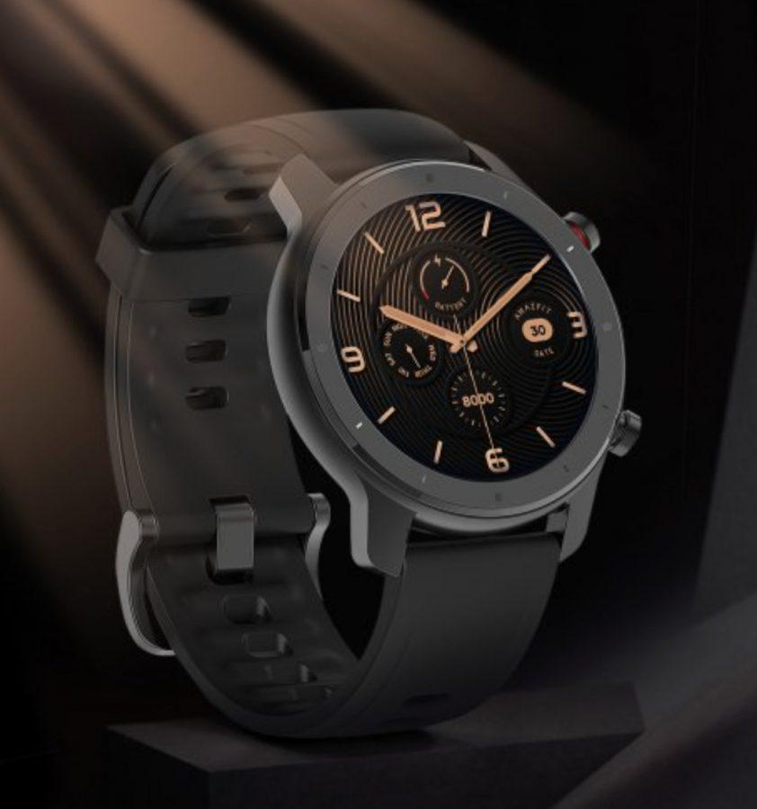 Amazfit GTR Lite - nowy smartwatch w świetnej cenie i z długim czasem pracy