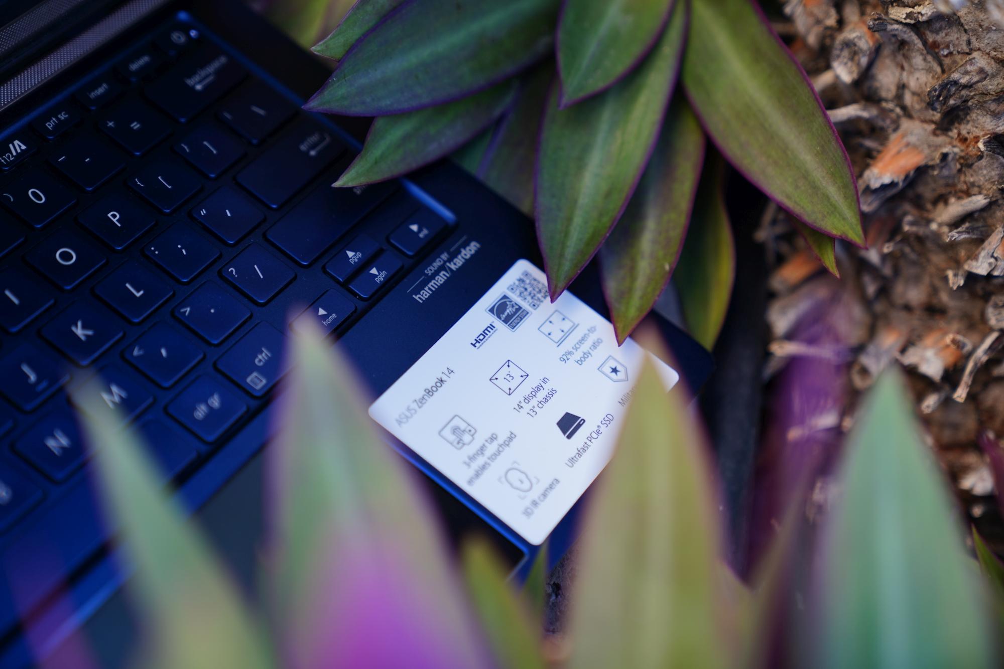 Asus Zenbook 14 (UX434F) - recenzja laptopa, do którego mam słabość
