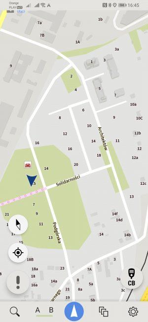 Testujemy nawigacje na Androida dostępne w Huawei AppGallery - co jeśli nie Google Maps? 20