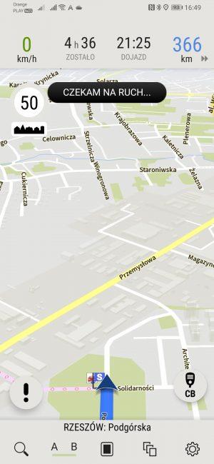 Testujemy nawigacje na Androida dostępne w Huawei AppGallery - co jeśli nie Google Maps? 25