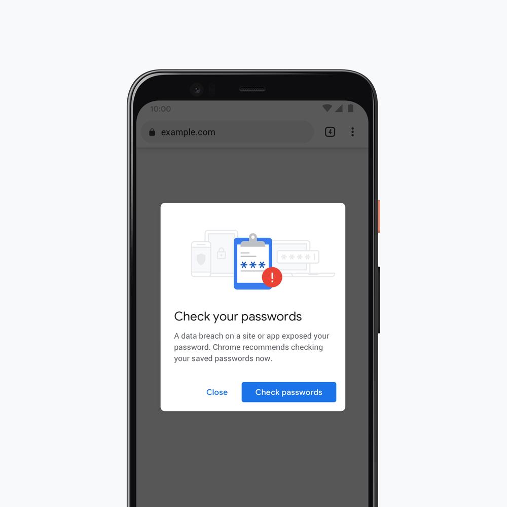 Przeglądarka Chrome powiadomi nas teraz, jeśli nasze hasło zostało skradzione