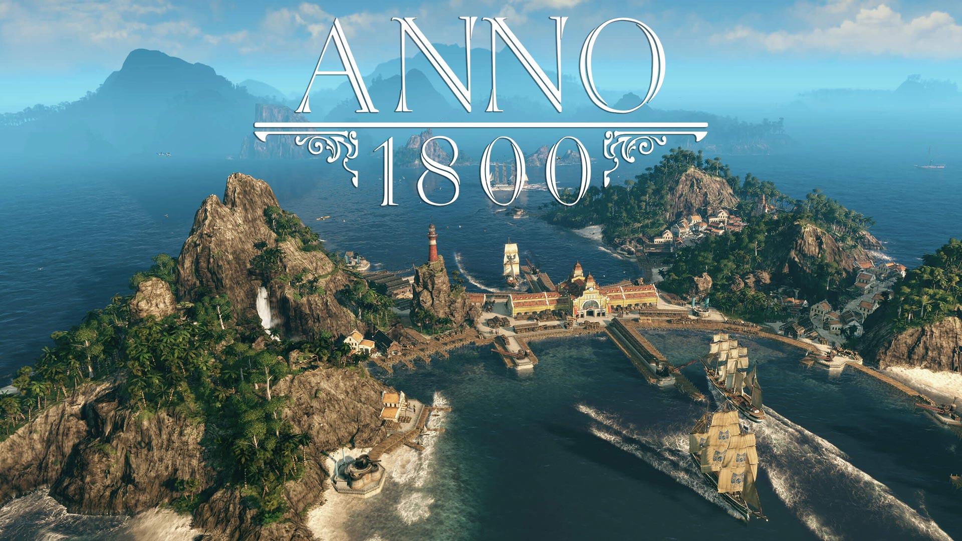 Dziś startuje darmowy tydzień z Anno 1800
