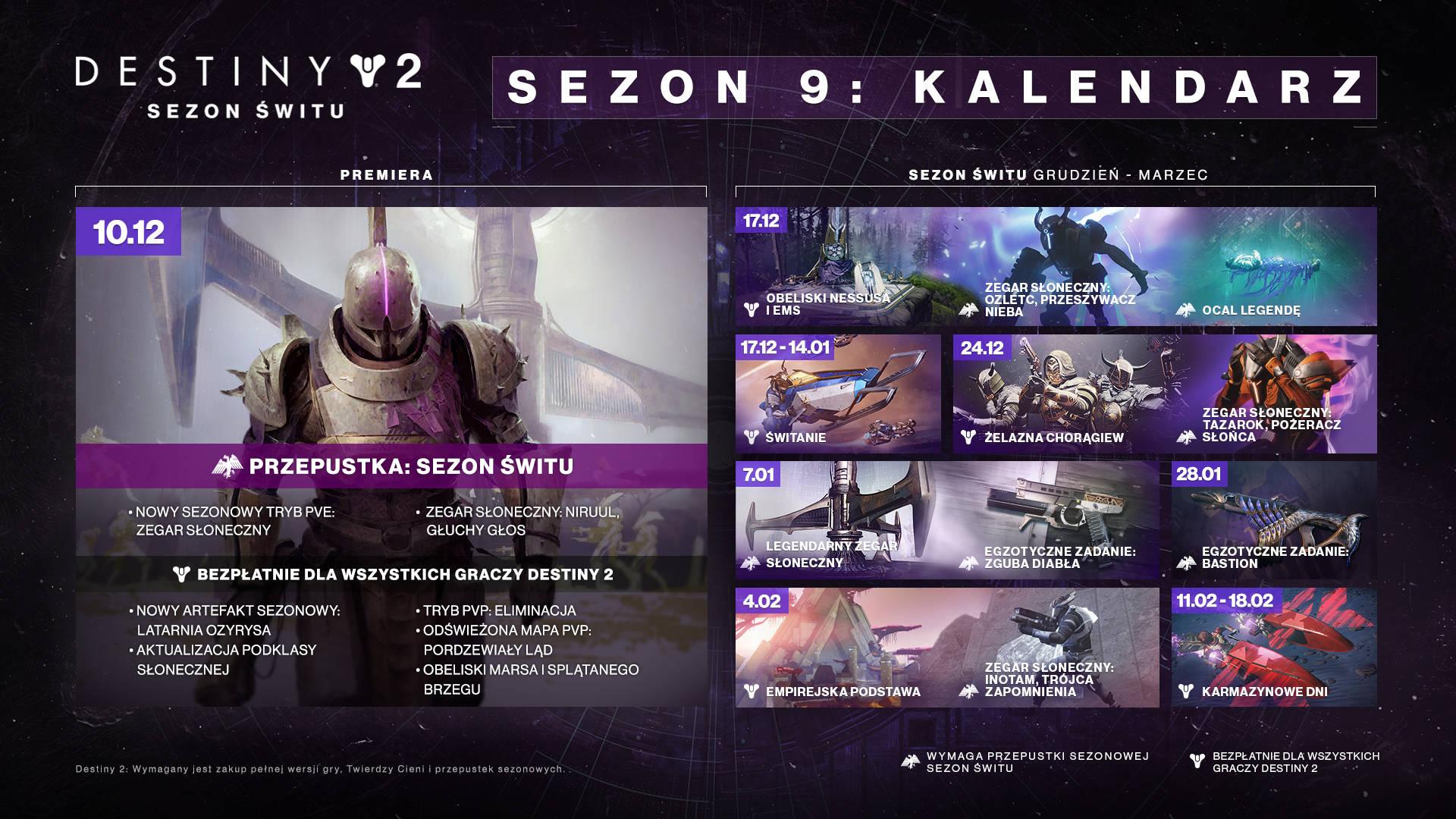 Nowy sezon Destiny 2 startuje już 10 grudnia 21