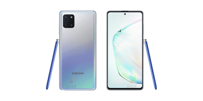 Tak będzie wyglądał Samsung Galaxy Note 10 Lite. Patrzę na niego i już chcę go kupić 19