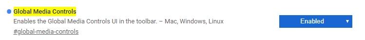Świetna nowość w Chrome: panel sterowania muzyką w otwartych kartach w tle