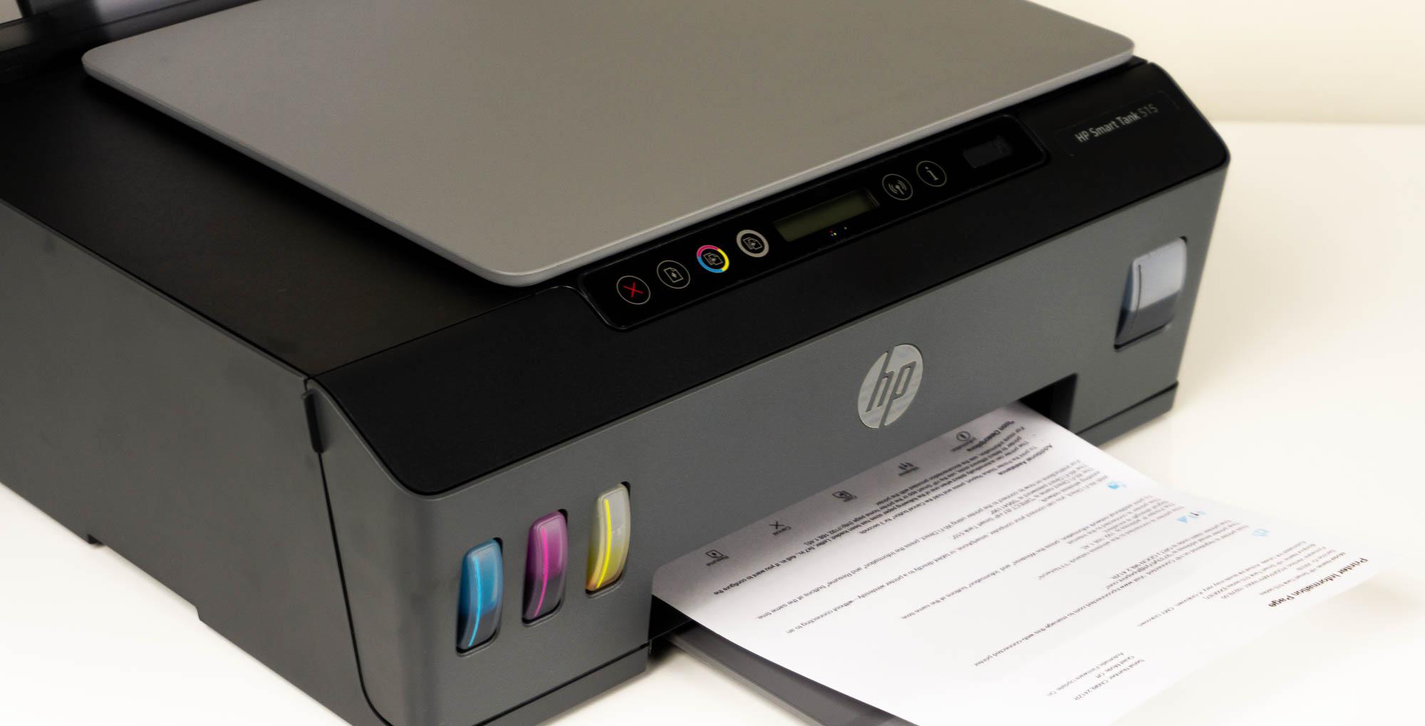 Czy drukarka może być smart? HP Smart Tank 515 (recenzja) 19