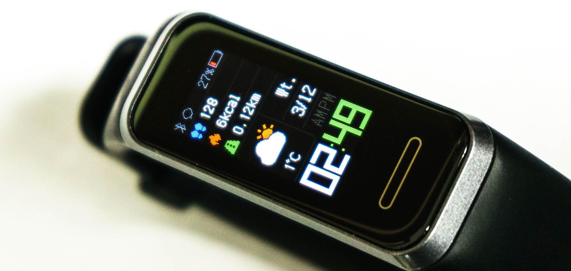 """Huawei Band 4 - """"inaczej"""" znaczy """"użyteczniej"""" 28"""
