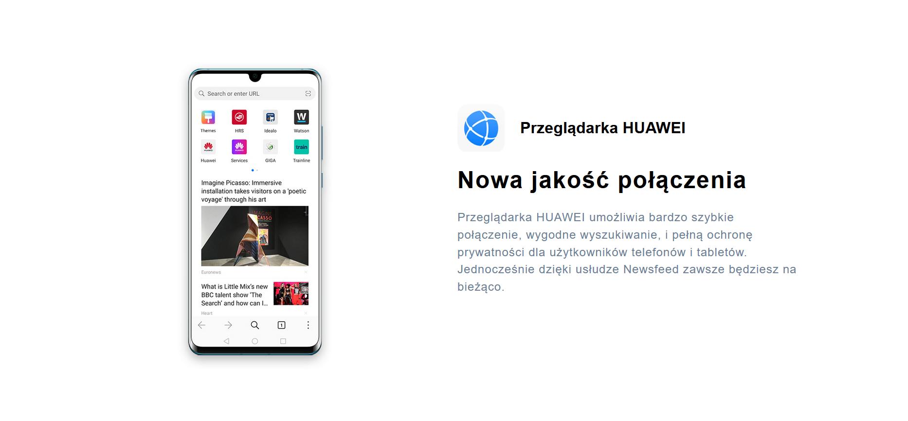 Huawei rozdaje smartfony. Wystarczy zrzut ekranu Przeglądarki, by powalczyć o P30 Pro 18